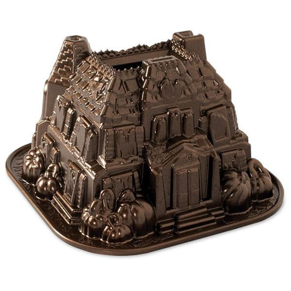 Nordic Ware Haunted Manor Bundt Pan