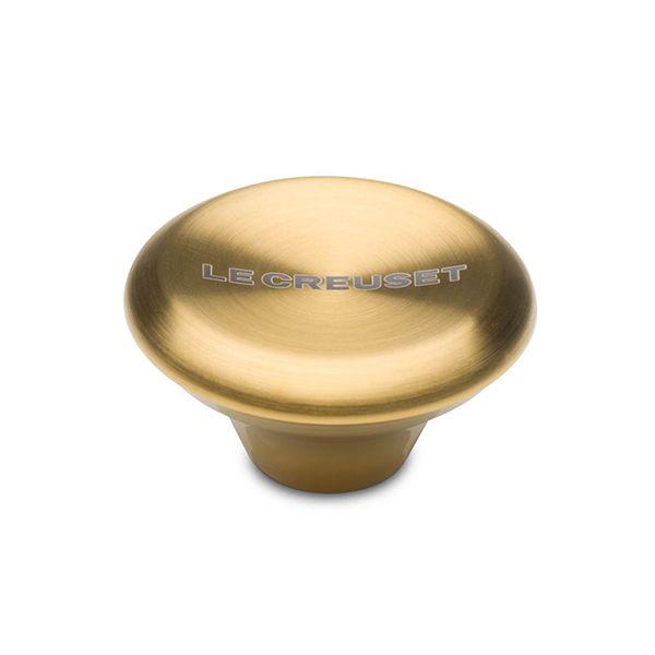 Le Creuset Signature Gold Metallic Knob 4.7cm