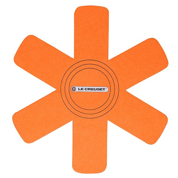 Le Creuset Pack of 3 Volcanic Pan Protectors