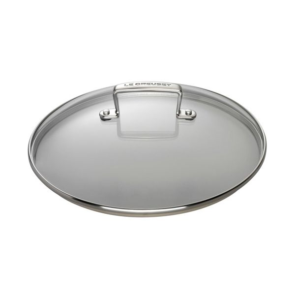 Le Creuset Toughened Non-Stick 26cm Glass Lid