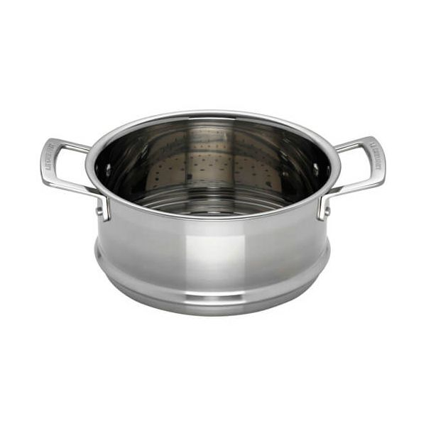 Le Creuset 3-ply Stainless Steel 20cm Steamer