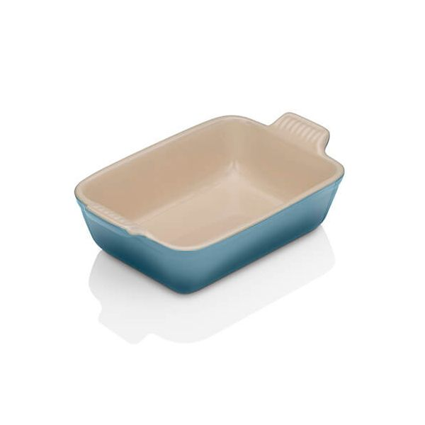 Le Creuset Marine Stoneware 19cm Deep Rectangular Dish