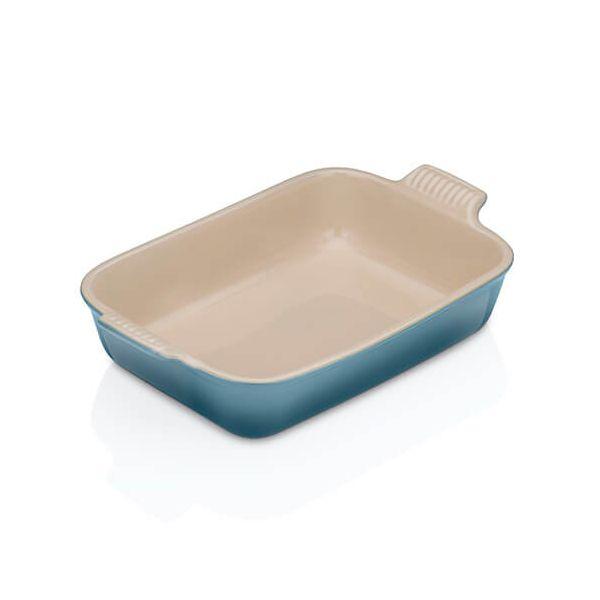 Le Creuset Marine Stoneware 26cm Deep Rectangular Dish