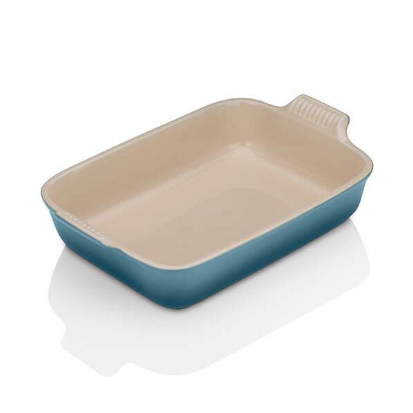 Le Creuset Marine Stoneware 32cm Deep Rectangular Dish