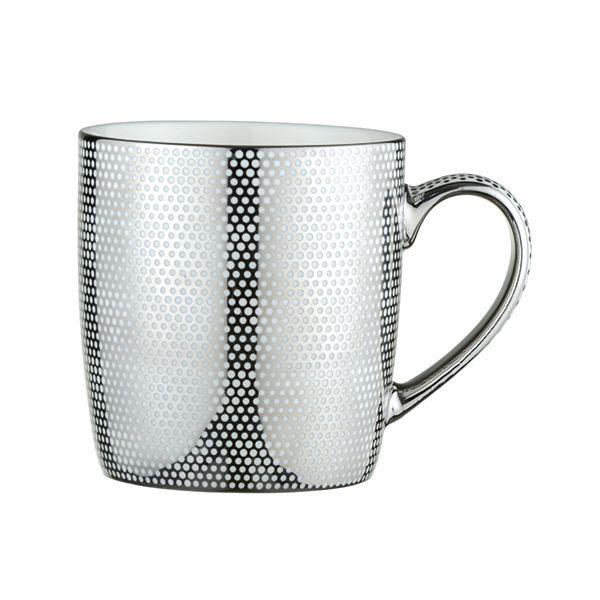 BIA Dots Mug Platinum