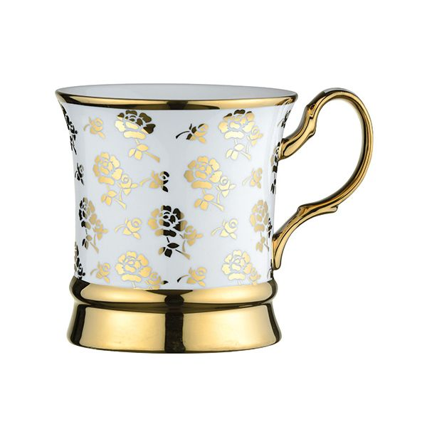 BIA Rose Mug Gold