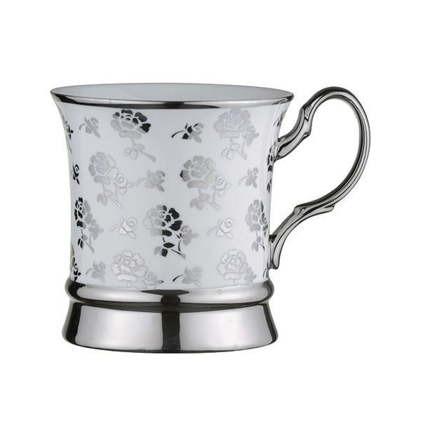 BIA Rose Mug Platinum