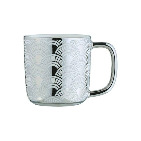 BIA Fan Espresso Mug Platinum