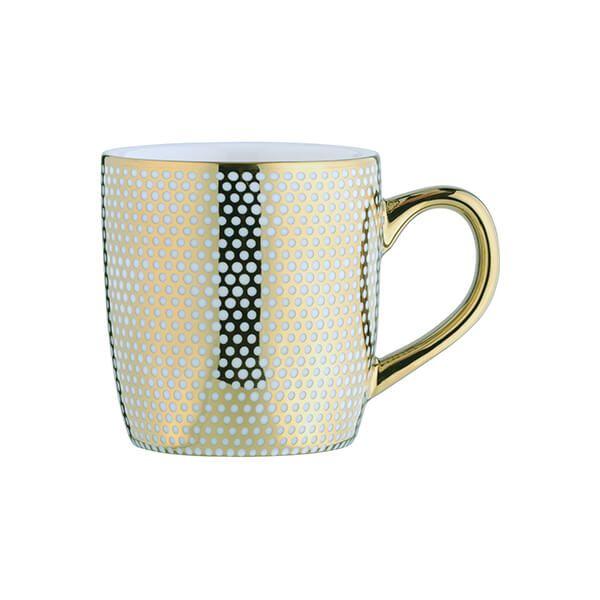 BIA Dots Espresso Mug Gold