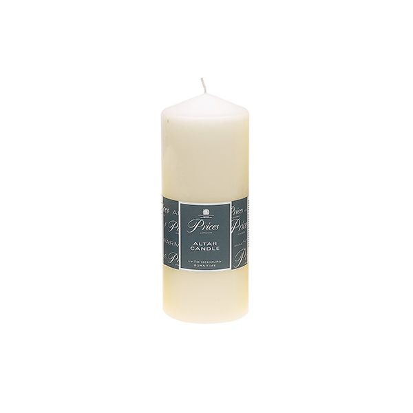 Prices 200 x 80 Altar Candle