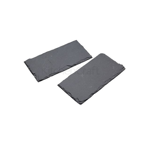 Artesa Slate Serving Mats / Double Coaster