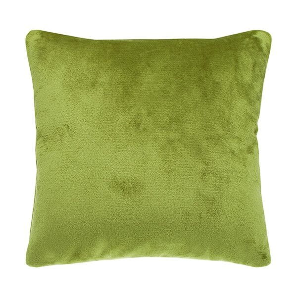 Walton & Co Cashmere Lime Touch Cushion