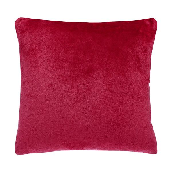 Walton & Co Cashmere Orchid Touch Cushion