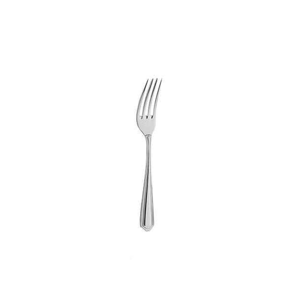 Arthur Price of England Chester 25 Year Silver Plate Dessert Fork