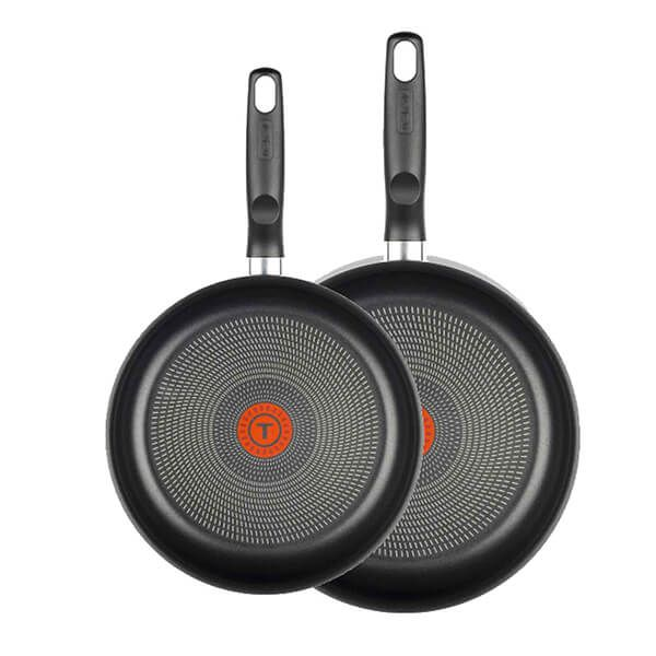 Tefal Extra 20cm & 26cm Frying Pan Twin Pack