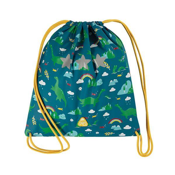 Frugi Organic Loch Blue Nessi Good To Go Bag