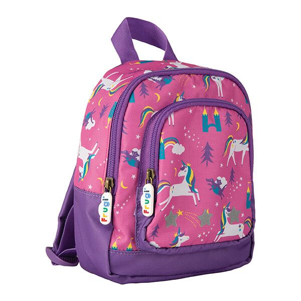 Frugi Organic Unicorn Puddles Little Adventurers Backpack