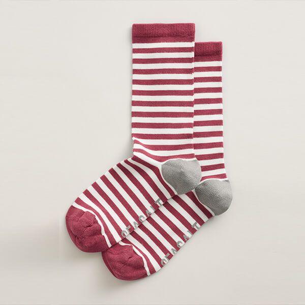 Seasalt Womens Sailor Socks Weatherboard Dark Floret