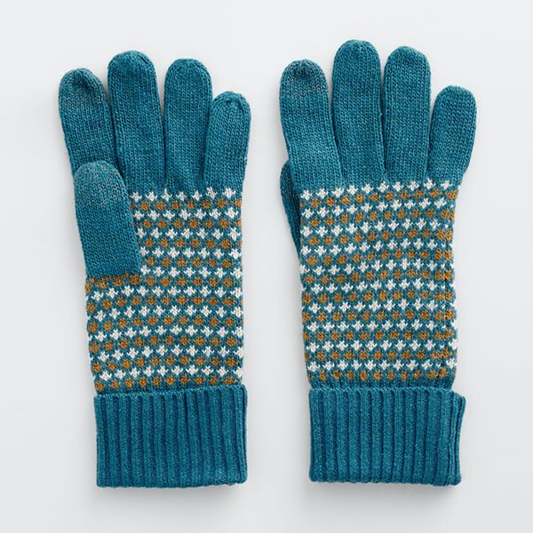 Seasalt Very Clever Gloves Tempered Mast