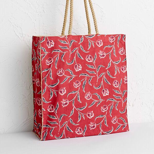 Seasalt Kitchen Garden Bag Garden Tulip Umber
