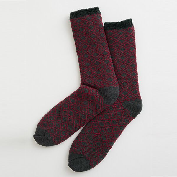 Seasalt Men's Cabin Socks Old Oak Slate