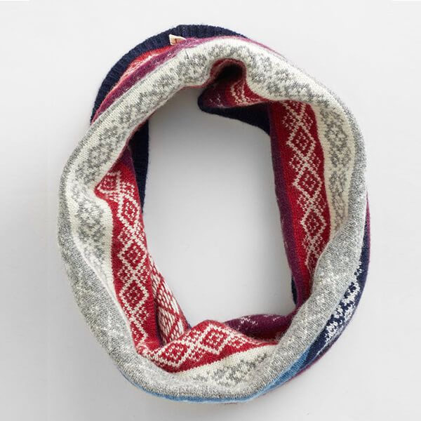 Seasalt Boatshed Snood Beryllium Mainsail