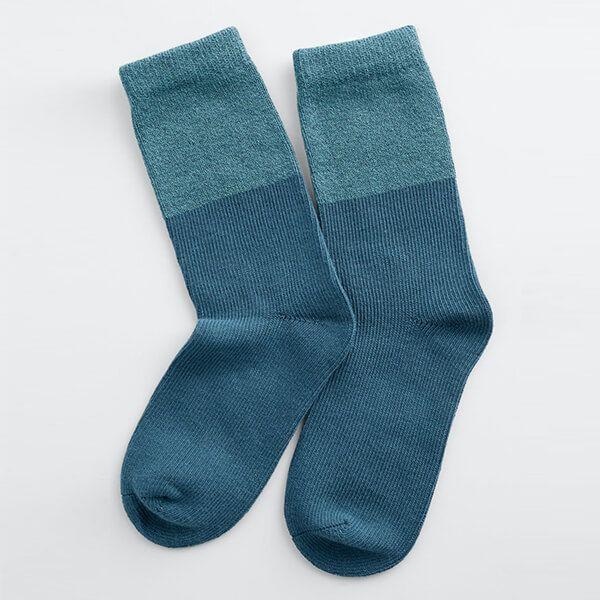 Seasalt Women's Bloomin Good Socks II Swirling Nettle