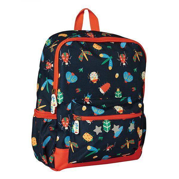 Frugi Organic Bugs Adventurers Backpack