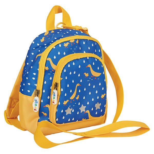 Frugi Organic Runner Ducks Little Adventurers Backpack