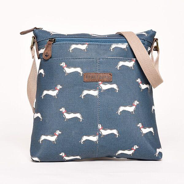 Brakeburn Sausage Dog Cross Body Bag