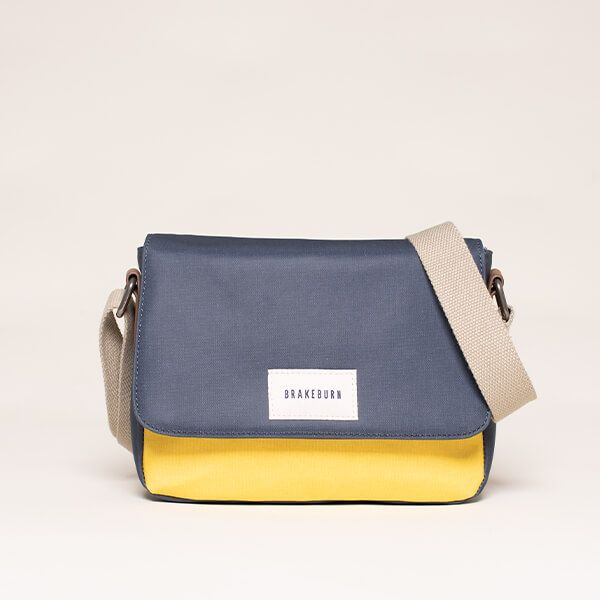 Brakeburn Navy Roo Pouch