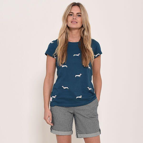Brakeburn Sausage Dog T-Shirt