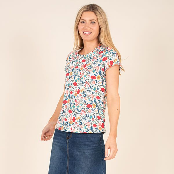 Brakeburn Botanical Top