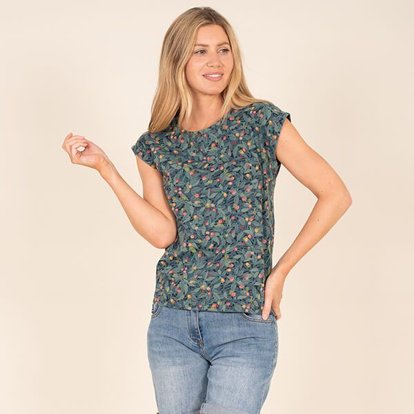 Brakeburn Summer Berry Top