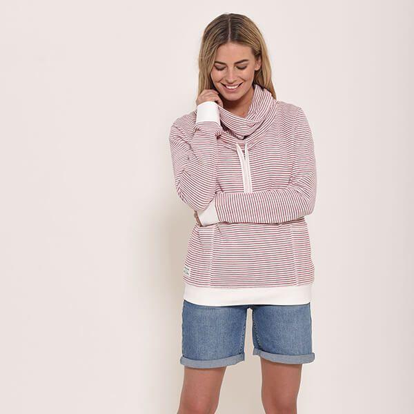 Brakeburn Cowel Neck Sweater