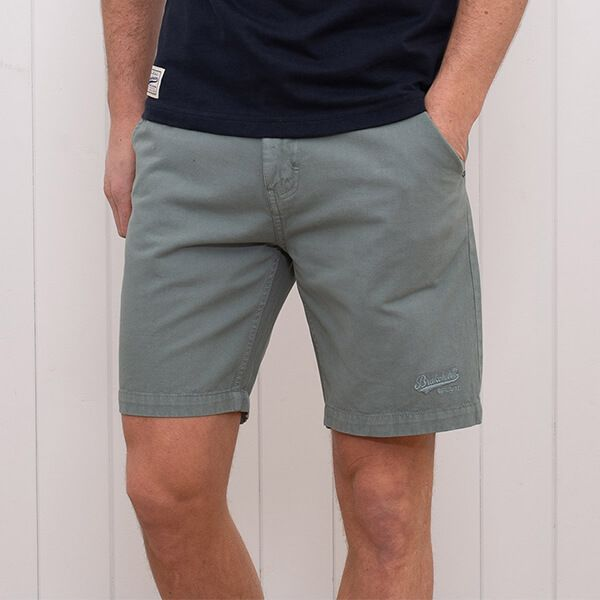 Brakeburn Chino Shorts Blue