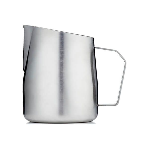 Barista & Co Beautifully Crafted Dial In Milk Pitcher Stainless Steel 420ml