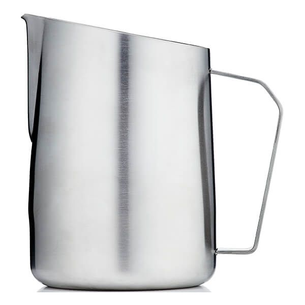 Barista & Co Beautifully Crafted Dial In Milk Pitcher Stainless Steel 600ml