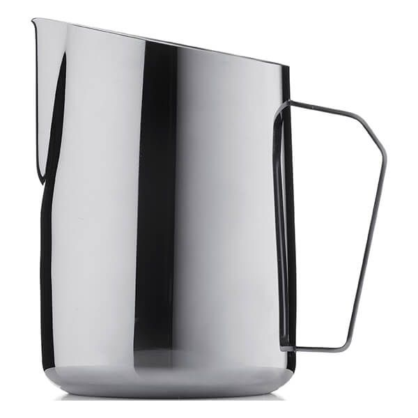 Barista & Co Beautifully Crafted Dial In Milk Pitcher Black Pearl 600ml