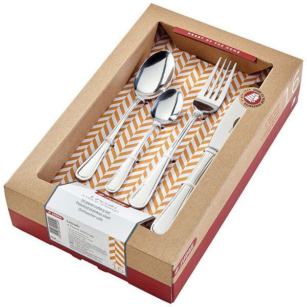 Judge Lincoln 16 Piece Cutlery Set