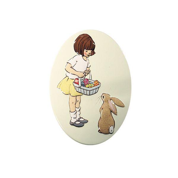 Belle & Boo Oval Tin Belle Eggs