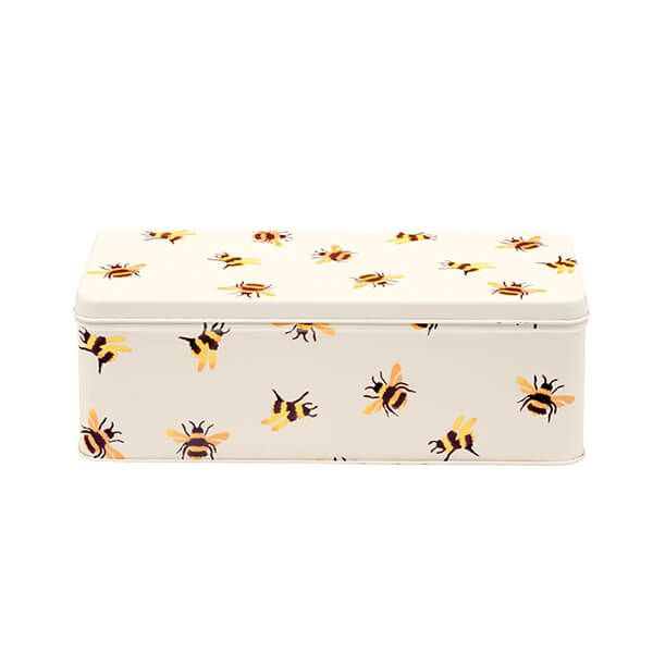 Emma Bridgewater Bumblebee Long Deep Rectangular Tin