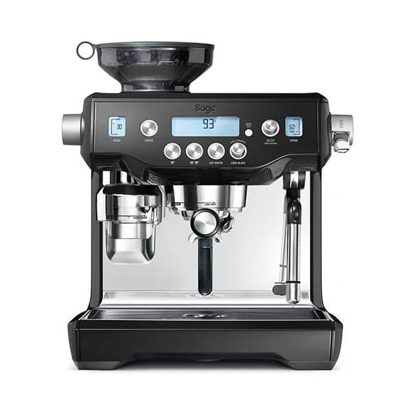 Sage The Oracle Black Sesame Coffee Machine