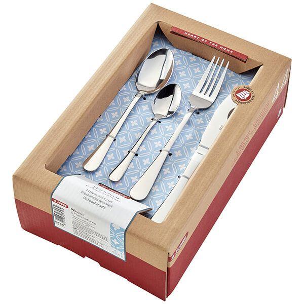 Judge Windsor 44 Piece Cutlery Set