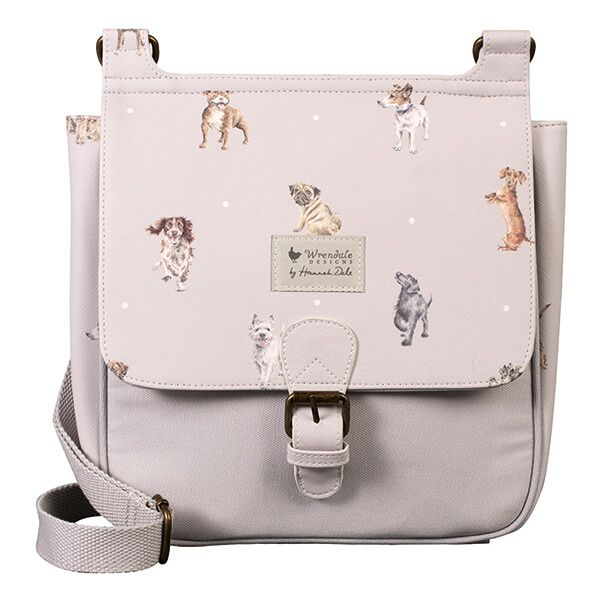 Wrendale Designs Dog Satchel Bag