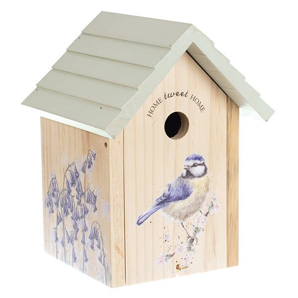 Wrendale Blue Tit Bird House