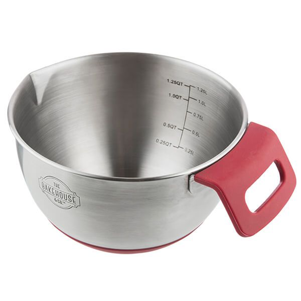Bakehouse & Co Stainless Steel Small Mixing Bowl