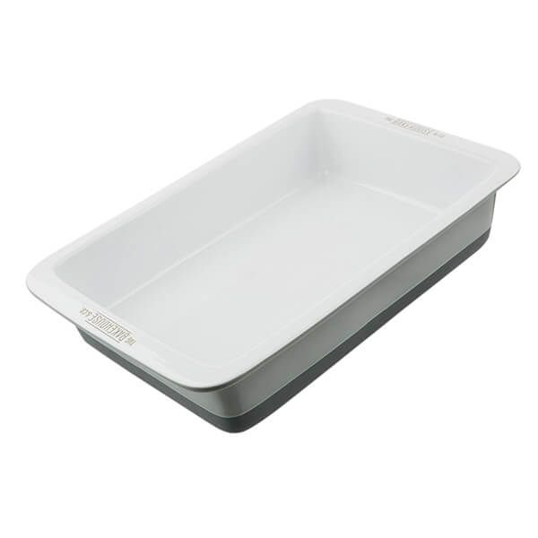 Bakehouse & Co 31cm Ceramic Rectangular Roaster