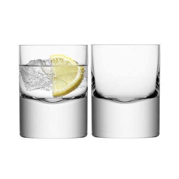 LSA Boris Tumbler 250ml Set Of Two