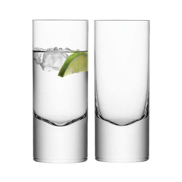 LSA Boris Highball 360ml Set Of Two